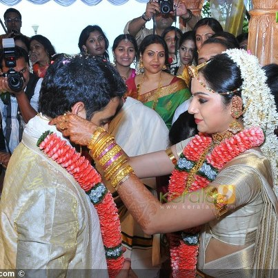 samvrutha sunil wedding photos 01 Actress Samvrutha Sunil Wedding Photos