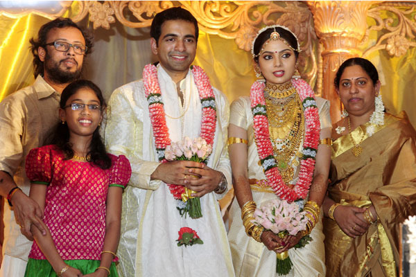 samvrutha sunil wedding photos 15 Actress Samvrutha Sunil Wedding Photos