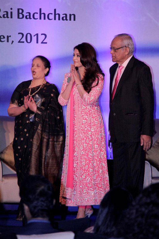 aishwarya rai bachchan conferred french civilian award photos 1225 Aishwarya Rai Photos At French Embassy
