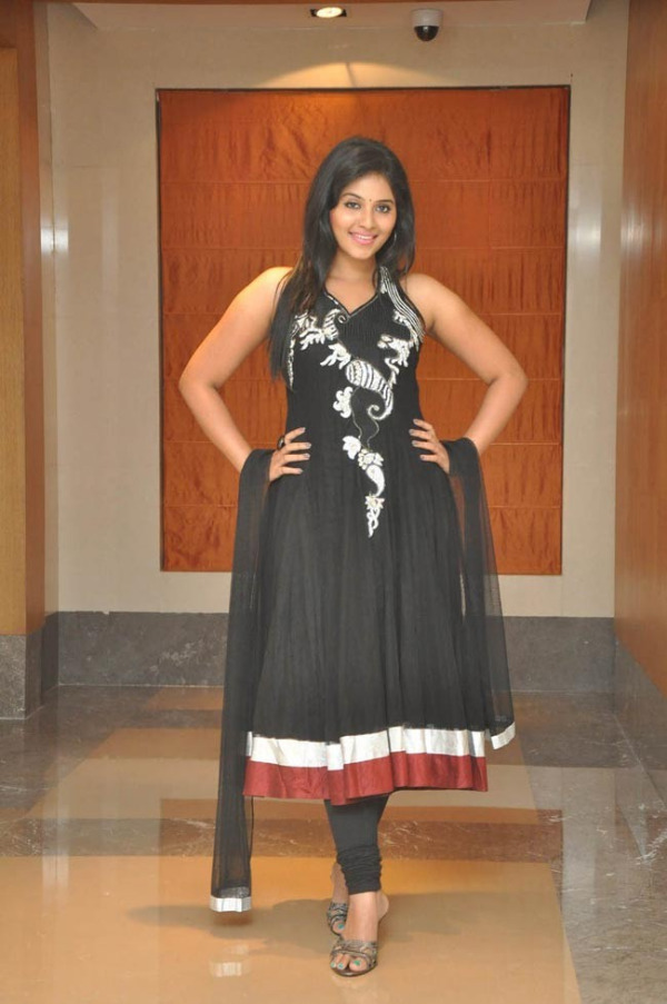 anjali hot photos at balupu logo launch 06 Anjali Latest Photo Stills at Balupu Movie Logo Launch