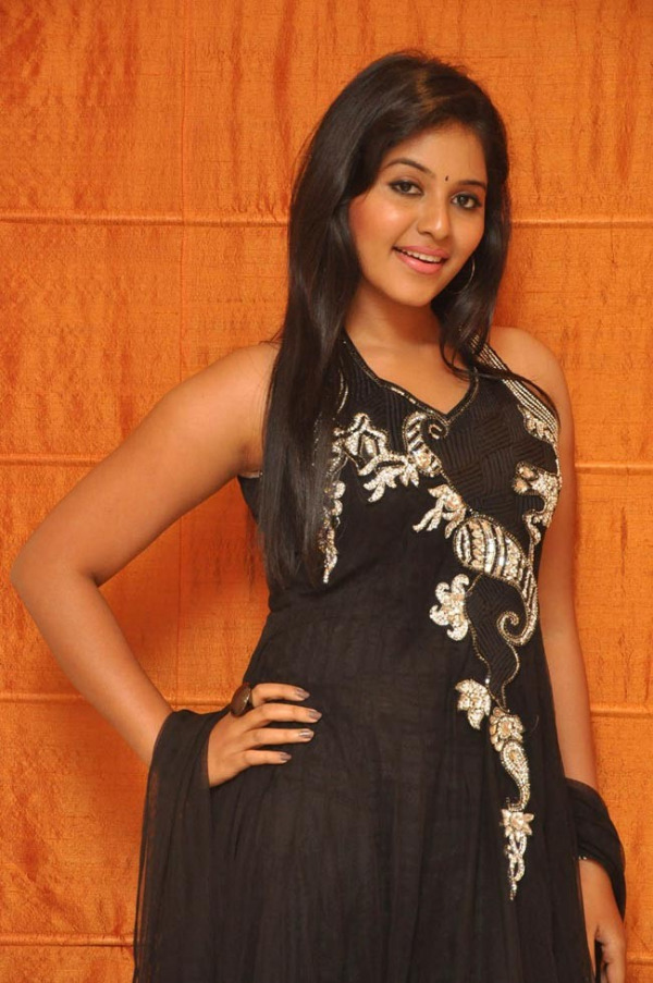 anjali hot photos at balupu logo launch 09 Anjali Latest Photo Stills at Balupu Movie Logo Launch
