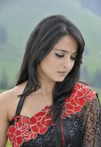 thumbs anushka hot pics in saree 5 Anushka Hot Pics in saree Damarukam Movie