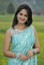 thumbs anushka hot pics in saree 8 Anushka Hot Pics in saree Damarukam Movie