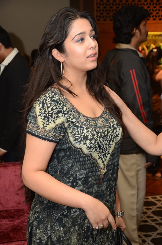 charmi hot stills at shantanu nikhil designer store 01 Charmi Hot Stills at Shantanu Nikhil Designer Store
