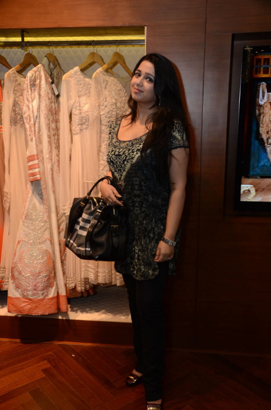charmi hot stills at shantanu nikhil designer store 08 Charmi Hot Stills at Shantanu Nikhil Designer Store