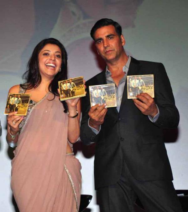 kajal agarwal latest stills at special 26 movie audio launch 3 Kajal Agarwal at Special 26 Movie Audio Launch