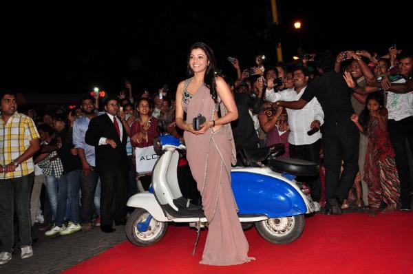 kajal agarwal latest stills at special 26 movie audio launch 4 Kajal Agarwal at Special 26 Movie Audio Launch