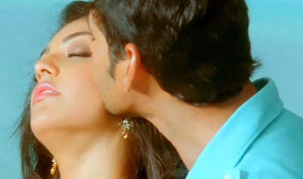 kajal businessman song hot photos 121 2 Kajal Businessman Song Hot Photos