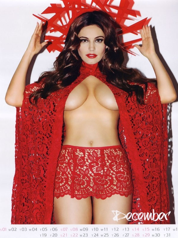 kelly brook 12 Kelly Brook Hot Calendar 2013