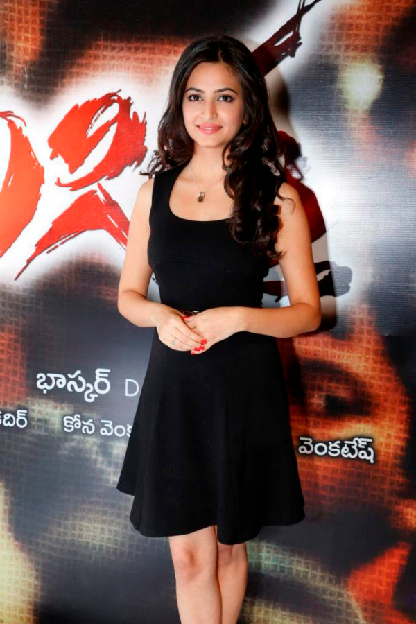 kriti kharbhanda at ongole gitta audio 6 Kriti Kharbhanda Hot Photos at Ongole Gitta Audio