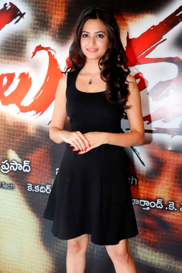 kriti kharbhanda at ongole gitta audio 7 Kriti Kharbhanda Hot Photos at Ongole Gitta Audio