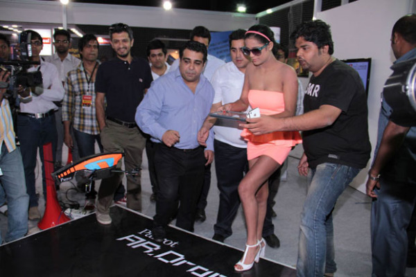 poonam pandey launches augmented reality gaming device 1438 Poonam Pandey Hot Photos at Augmented Reality Gaming Device Launch
