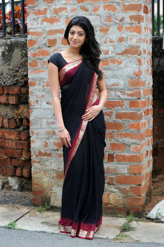 pranitha hot stills in saree 17 Pranitha Hot Stills In Saree
