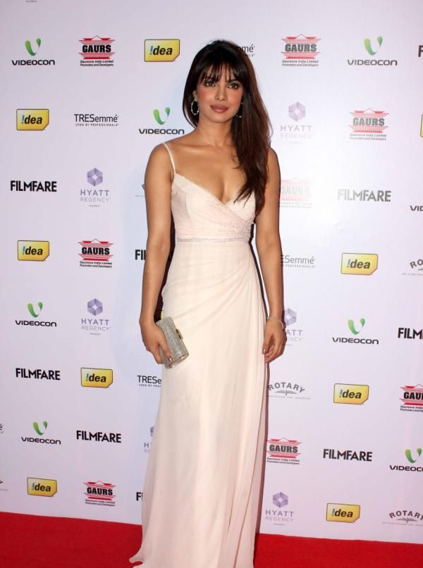 priyanka chopra at 58th filmfare awards 2013 5 Priyanka Chopra at 58th Filmfare Awards 2013
