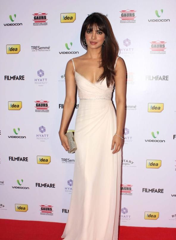 priyanka chopra at 58th filmfare awards 2013 6 Priyanka Chopra at 58th Filmfare Awards 2013