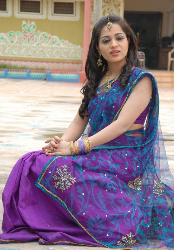 actress reshma hot photos in saree 06 Actress Reshma Hot Photos in Saree