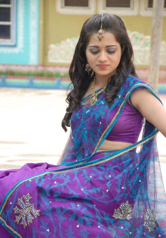 actress reshma hot photos in saree 09 Actress Reshma Hot Photos in Saree