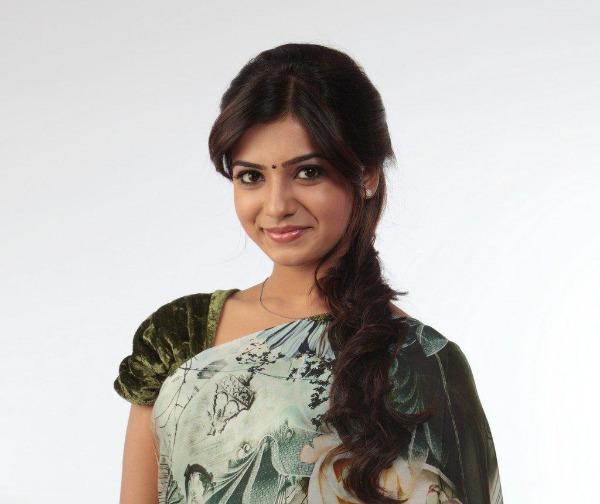 samantha cute saree latest unseen photoshoot Samantha Latest Cute Saree unseen Photoshoot Photos