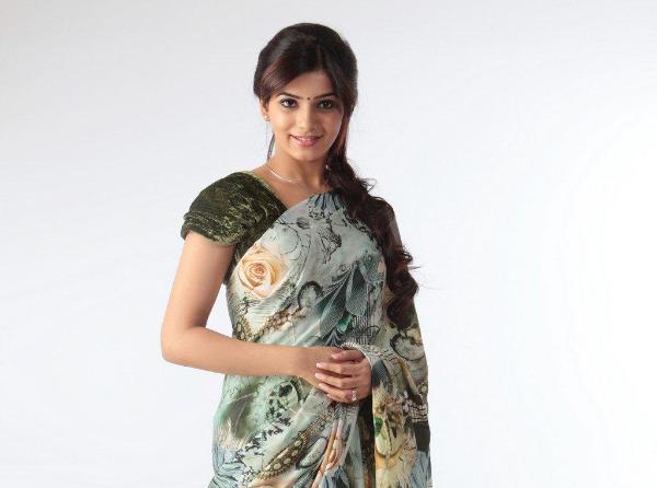 samantha cute saree latest unseen photoshoot6 Samantha Latest Cute Saree unseen Photoshoot Photos