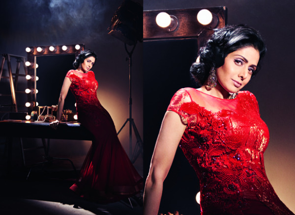 sridevi photoshoot for filmfare magazine 1 Sridevi Photoshoot For Filmfare Magazine