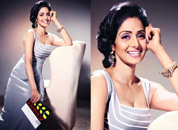 sridevi photoshoot for filmfare magazine 2 Sridevi Photoshoot For Filmfare Magazine
