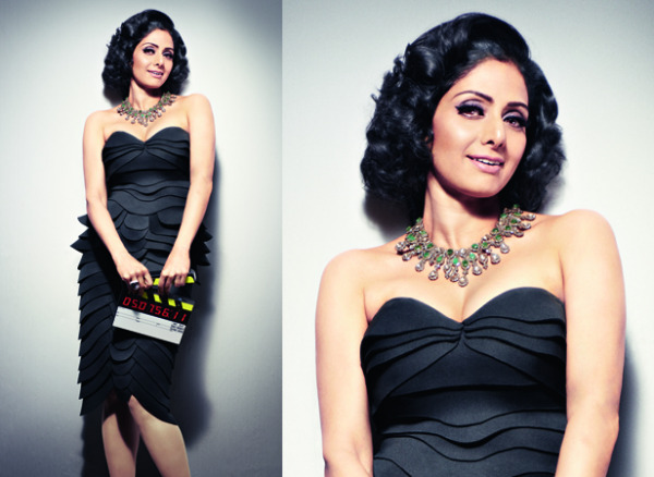 sridevi photoshoot for filmfare magazine 3 Sridevi Photoshoot For Filmfare Magazine