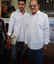 Mahesh Babu, Krishna @ Adurthi Subba Rao Book Launch Photos