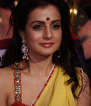 amisha-patel-saree-stills-at-tsr-awards-16