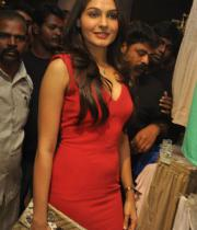 andrea-jeremiah-hot-images-in-red-dress-03