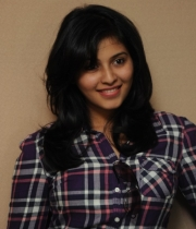 Heroine Anjali at Red FM Hyderabad 7th Anniversary Lucky Draw