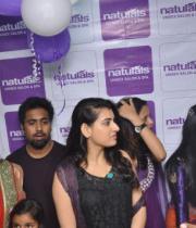Archana Veda @ Naturals Family Salon & Spa, Vansthalipuram, Hyderabad