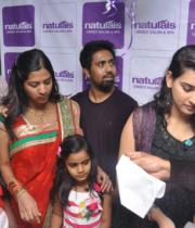 Archana Veda launches Naturals Family Salon & Spa @ Vansthalipuram, Hyderabad