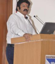 Bala Krishna about Global Oncology Summit 2013 Photos