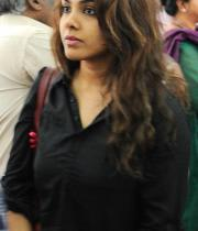 Actress Sandhya at Dinathanthi owner Sivanthi Adithan Photos