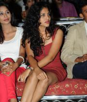 Actress Chaitra Hot Stills at Sahasra Audio Release