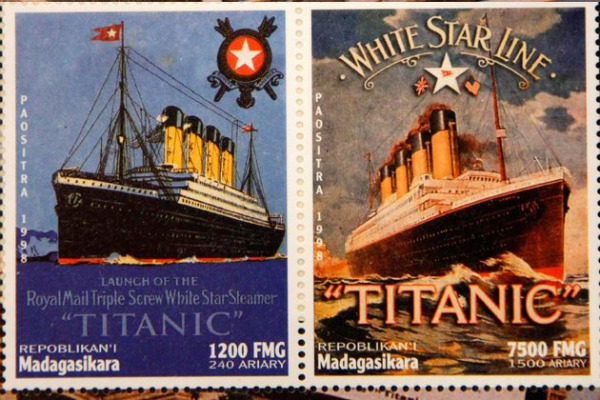 collection-of-titanic-cruise-stamps-1
