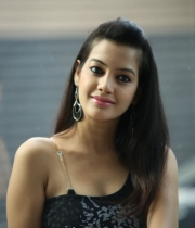 deeksha-panth-hot-stills-in-black-dress-20