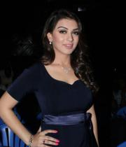 hansika-hot-stills-in-dark-blue-dress-03