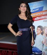 hansika-hot-stills-in-dark-blue-dress-06