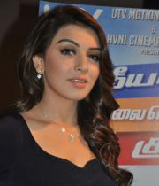 hansika-hot-stills-in-dark-blue-dress-14