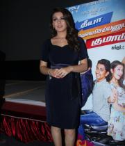 hansika-hot-stills-in-dark-blue-dress-15