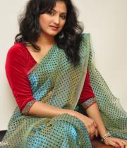 haripriya-saree-stills-at-acam-platinum-disc-15