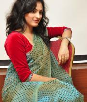 haripriya-saree-stills-at-acam-platinum-disc-20