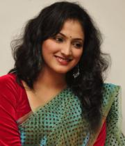 haripriya-saree-stills-at-acam-platinum-disc-21