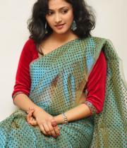 haripriya-saree-stills-at-acam-platinum-disc-6