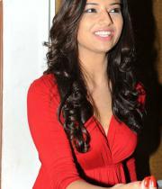isha-chawla-latest-hot-photos-in-red-dress-4