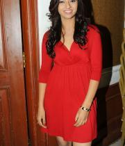 isha-chawla-latest-hot-photos-in-red-dress-6