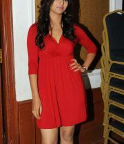 isha-chawla-latest-hot-photos-in-red-dress-9