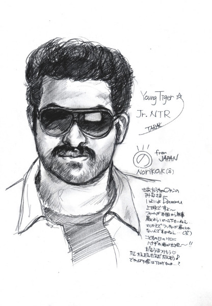 tarak-pencil-sketches-by-japan-fan