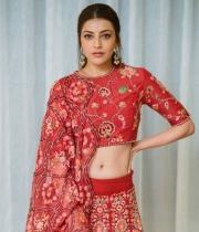 Kajal-Aggarwal-Stuns-People-with-Red-colour-Dress_10